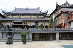 Dapeng Dongshan Temple, Shenzhen, China