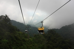 Kabelbaan, Genting Highlands, Maleisië